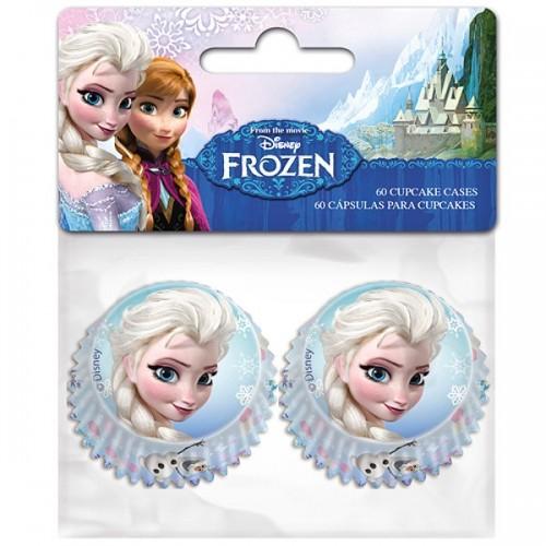 Stor  mini cukrárske košíčky - Frozen  60ks