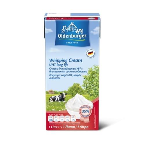 OLDENBURG Smetana 35% UHT - 1l