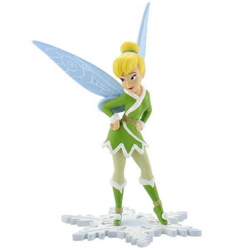 Dekorační figurka - Disney Figure - Víla Zvonilka - zelená
