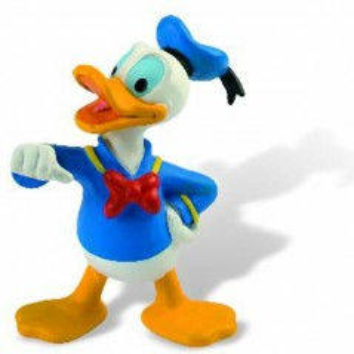 Dekorative Figur - Disney Figure - Donald Duck