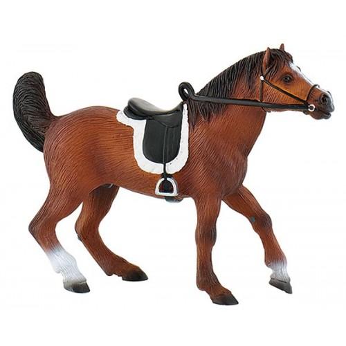 Dekorační figurka - Arabský kůň