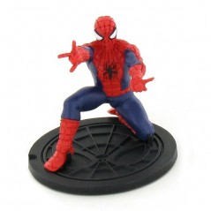 Dekorative Figur - Spiderman Agachado 033