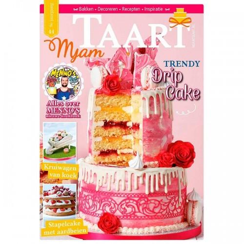 MjamTaart! Cake Decorating Magazine Summer 2017