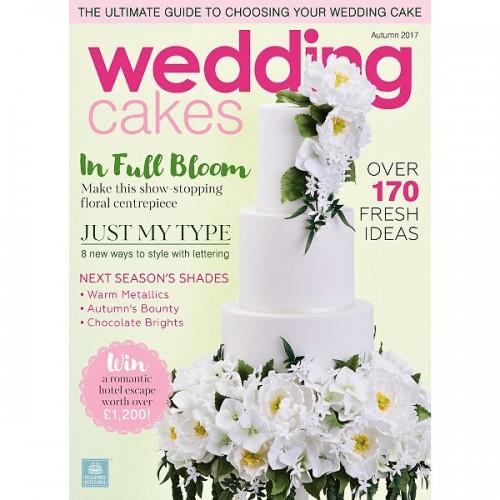 Wedding Cakes  - Svatební dorty - podzim 2017