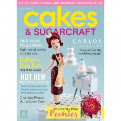 SK Cakes & Sugarcraft Issue 140 - June/July 2017