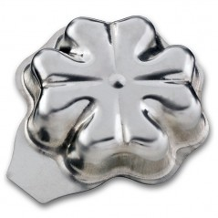 baking mold - cloverleaf 20pcs