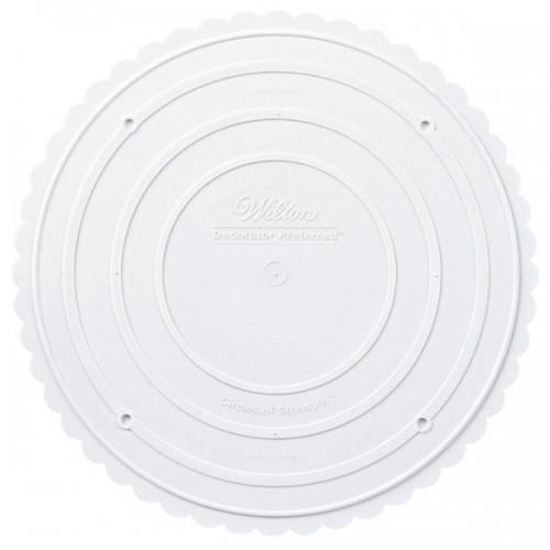 Wilton - separační plato kulaté - 25cm