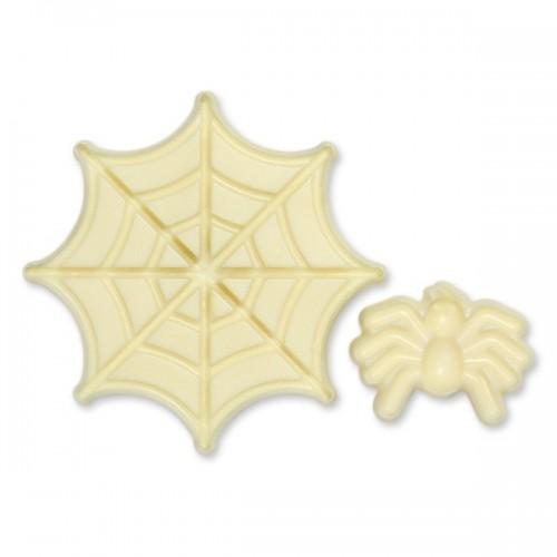 JEM Pop it Spider and Web - tvarovač - pavoučí síť