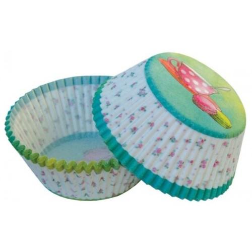 Cukrářské košíčky - makronky - 50ks
