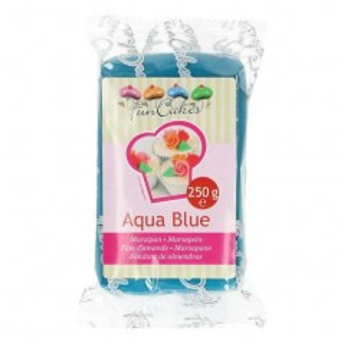 FunCakes Marzipan Aqua Blue - 250g