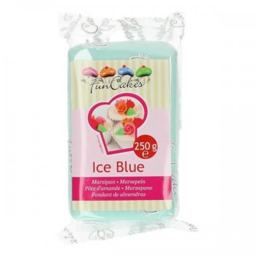 FunCakes Marcipán Ice Blue - modrý  - 250g