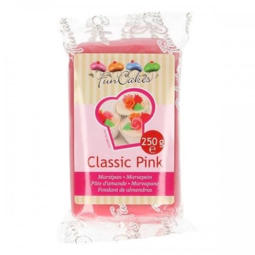 FunCakes Marcipán Classic Pink - růžový  - 250g