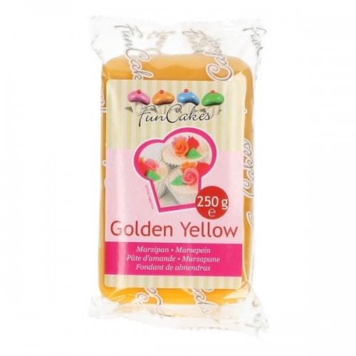 FunCakes marcipán Golden Yellow - 250g