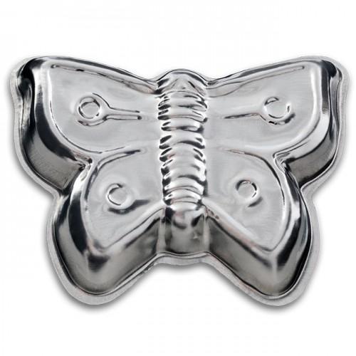 Vyklápacie formička - motýľ 20ks