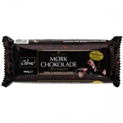 Odense čokoláda hořká  70% - 200g