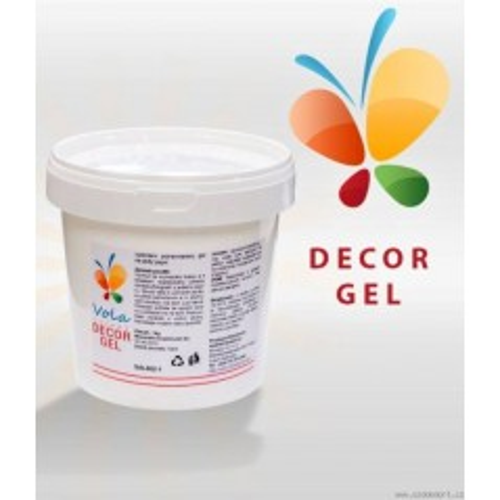 Decor Gel na jedlý papír - 1kg