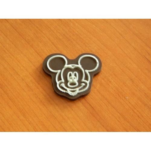 Forma na čokoládové ozdoby - Mickey Mouse