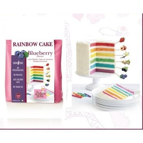 Madame Loulou - Rainbow Cake - Heidelbeere - 100g