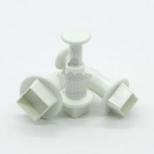 Miniature Square Plunger Cutter set