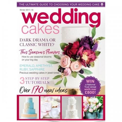 Časopis - Wedding Cakes - Svadobné torty-zima 2017 / 18