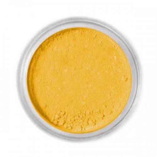 Jedlá prachová barva Fractal - Ocher (1,5 g)