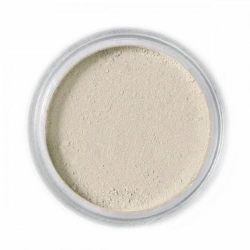 Jedlá prachová barva Fractal - Bone White  (3,5 g)