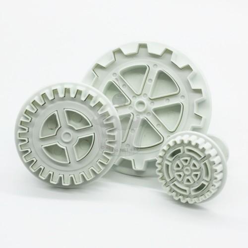 Vypichovač - ozubené kolesá  - 3ks
