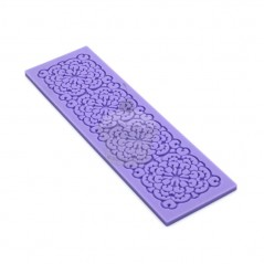 Silicone molds for edible lace - Bali