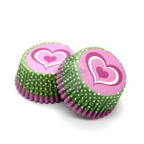 Cukrářské košíčky - jarní láska 50ks