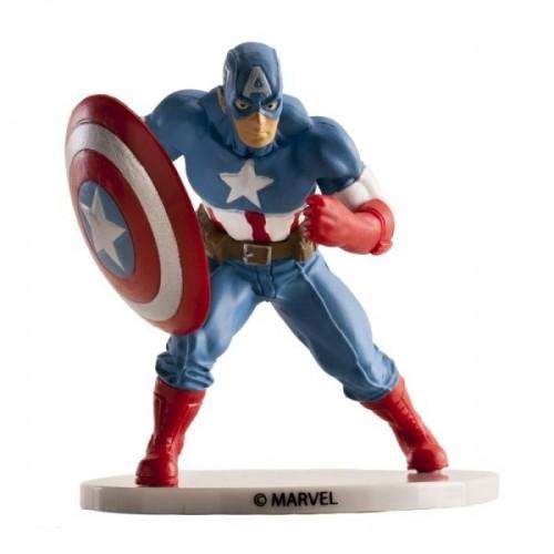 Dekorační figurka - Capitan Amerika 1 + 3