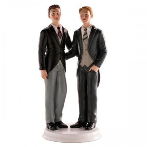 Svatební figurky - Gay