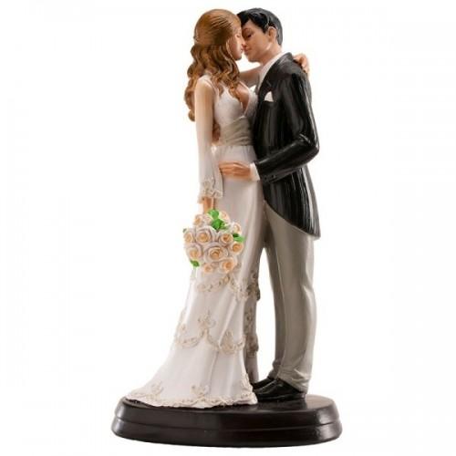 Hochzeitsfiguren - Kuss