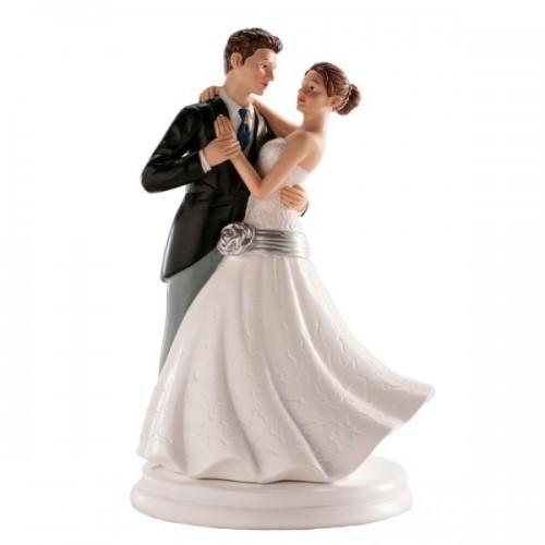 Svadobné figúrky - taniec
