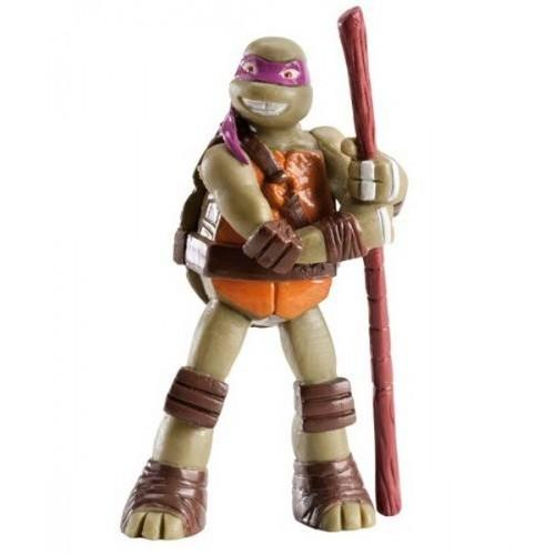 Dekorační figurka - Želvy Ninja - Donatello - fialový