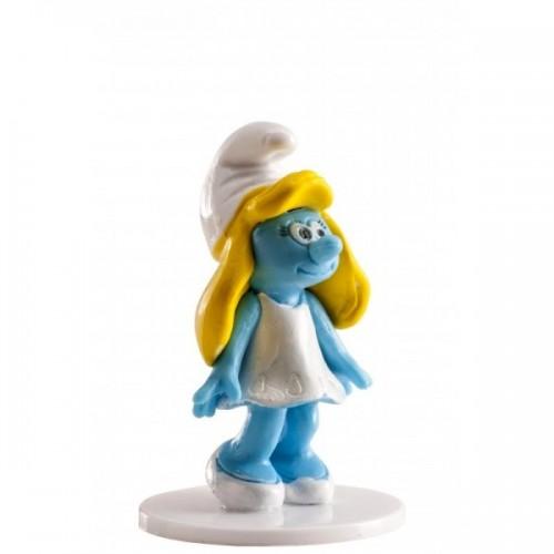 Dekorační figurka - Šmoulové - Šmoulinka