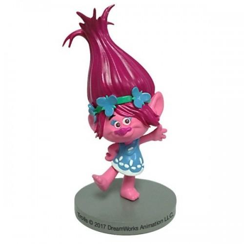 Dekoračné figúrka - Trolls - Poppy