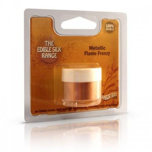 RD Prachová perleťová barva bronzová Rainbow - Metallic Flame Frenzy 2-4g