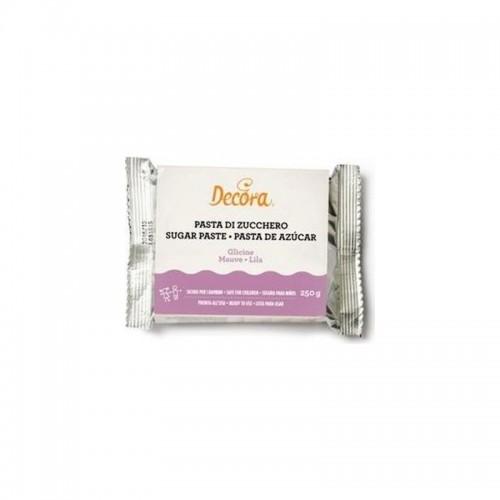 Decora - poťahovacie hmota - Fuchsia   - 250g