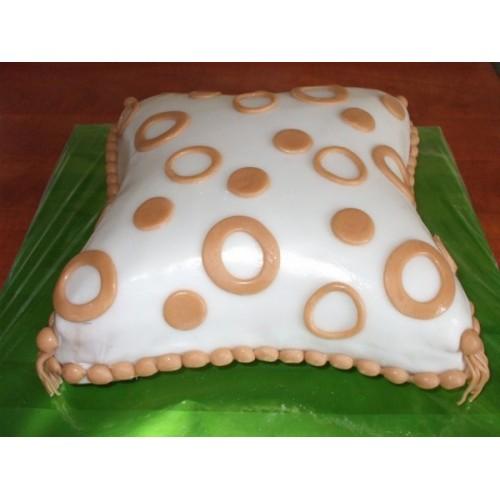 Sada dortových forem Wilton - polštář