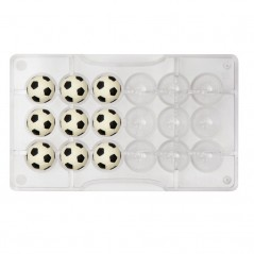 Decora - Forma na pralinky - fotbalový míč