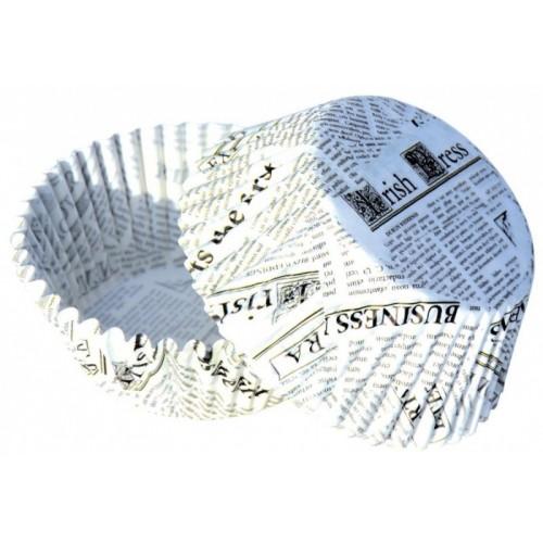 Cukrárske košíčky - noviny 50ks