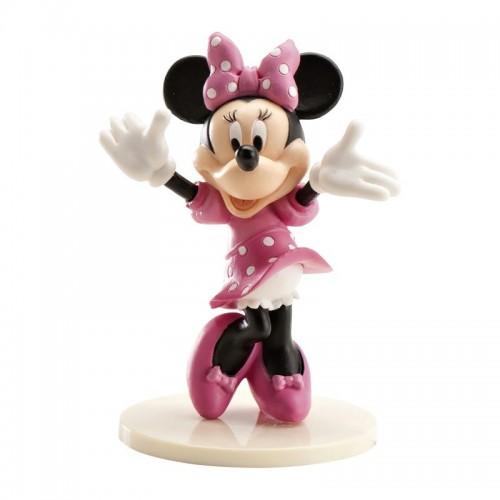 Dekorační figurka - Minnie  - 7,5cm