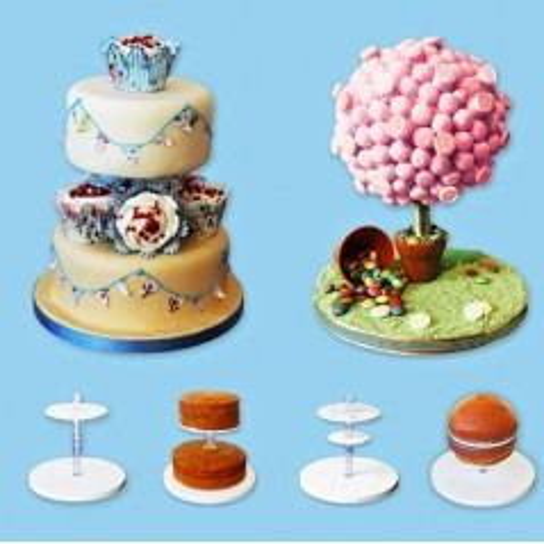 CakeFrame Tiers and Spheres Kit