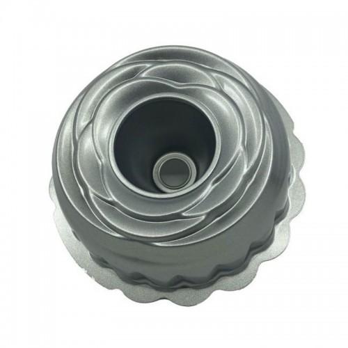 Decora - kovová forma - Bábovka - Růže