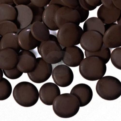 Ariba dunkel schokolade - dark discs 72% - 500g