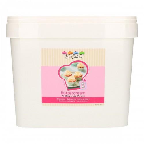 FunCakes Buttercreme - 4,5kg