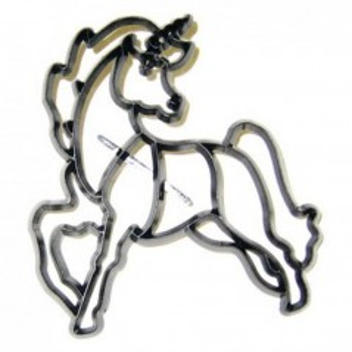 Patchwork Cutters Unicorn - jednorožec