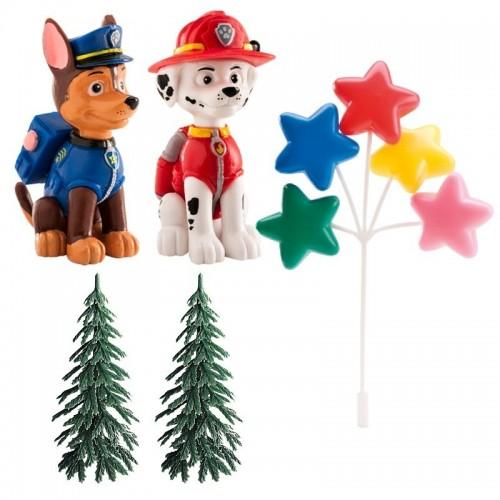 Set dekorační figurka - Paw Patrol