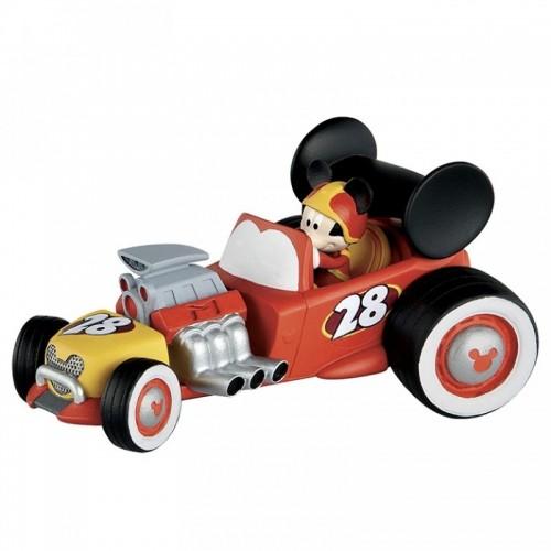 Dekorační figurka - Disney Figure Mickey Mouse závodník