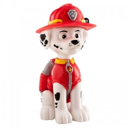DeKora - Dekorační figurka - Paw Patrol - Marshall 6cm